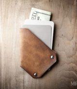 slim credit card wallet