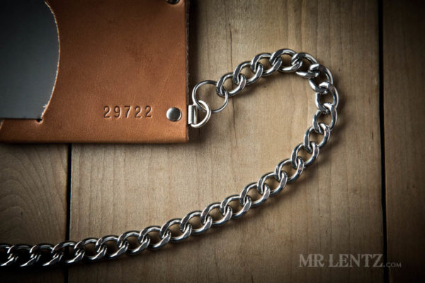 chain for leather wallet