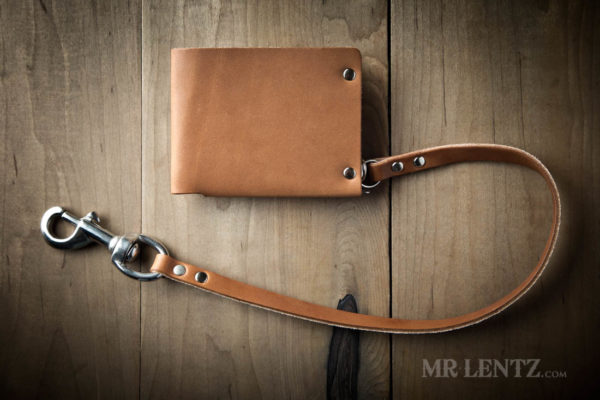 leather chain for wallet