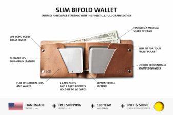 mens plus wallet features