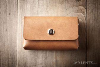 Card Wallet Brown