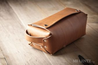 Leather Toiletry Kit
