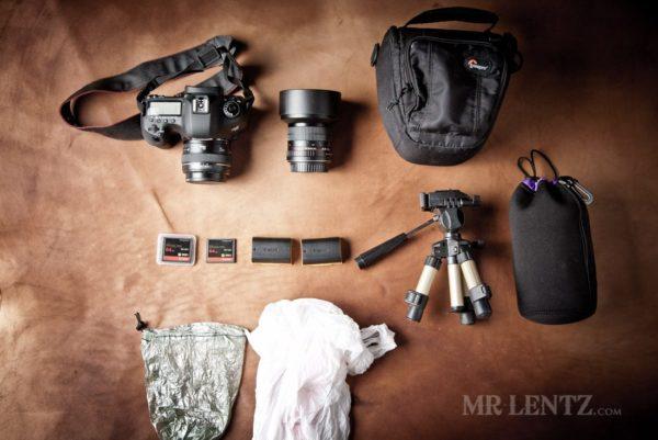 star photography camera gear
