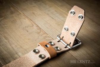 change out belt buckle