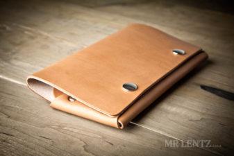 leather phone purse