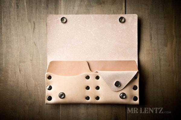 tan wallet for women