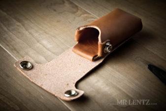 interior leather multi tool sheath