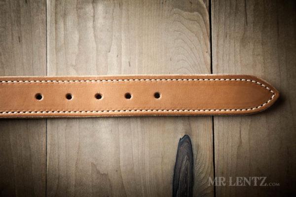 adjustment holes for gun belt