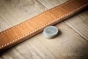 4 quarters thick gunbelt