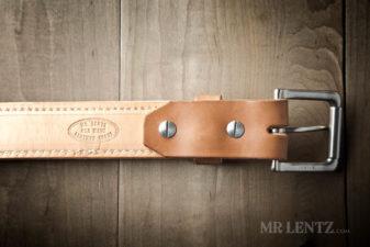 chicago screws on gun belt